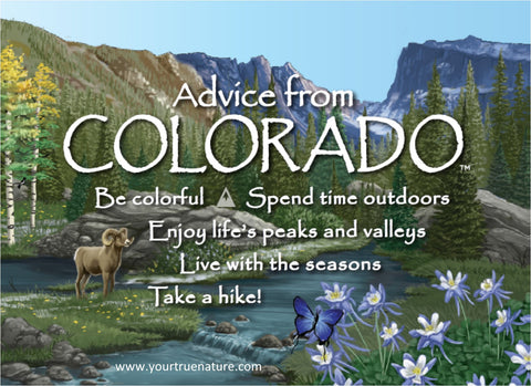 Advice from Colorado Jumbo Magnet