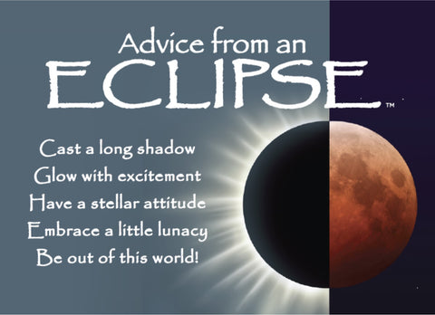 Advice from an Eclipse Jumbo Magnet