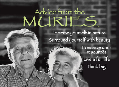 Advice from the Muries Jumbo Magnet