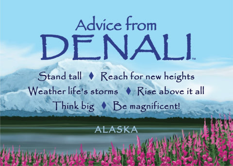 Advice from Denali Jumbo Magnet