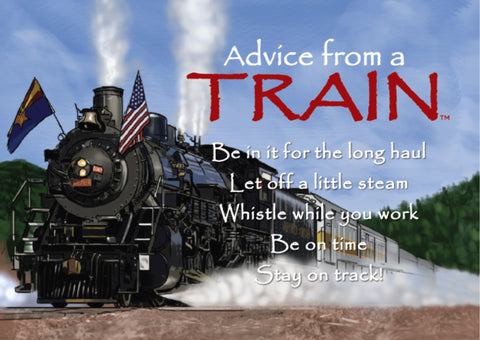 Advice from a Train Jumbo Magnet