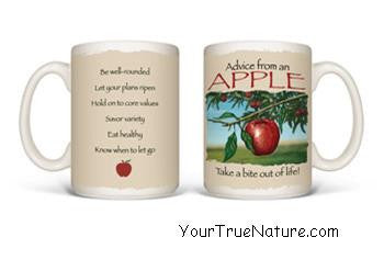 Advice from an Apple Mug