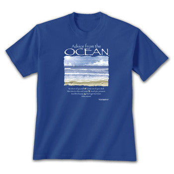 Advice from the Ocean T-Shirt