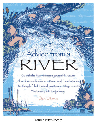 Advice from a River Poster
