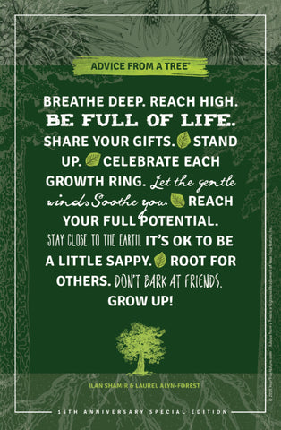 Advice from a Tree - 15th Anniversary Trio