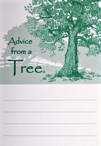 Advice from a Tree Listpad