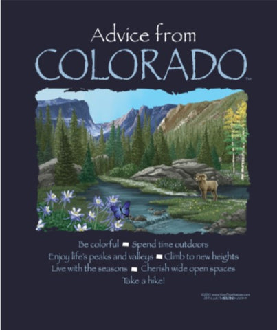 Advice from Colorado T-Shirt
