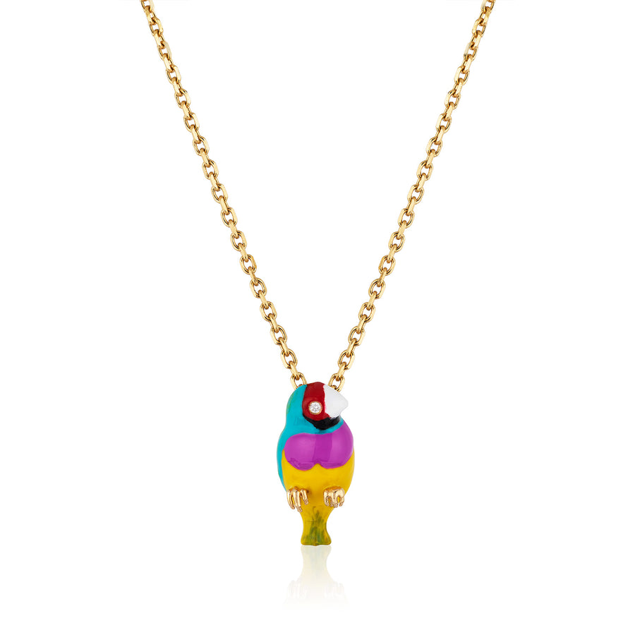 Finch Necklace