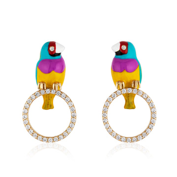Finch Earrings