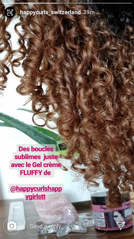 Review flaxseed creme gel fluffy