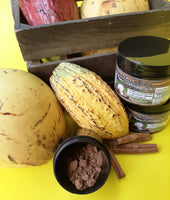 Dark Chocolate & Coconut Cream Hair Masque