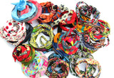 Colorful jumbo wire headbands hair accessories