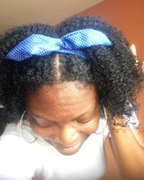 coconut water hair gel wash and go on 3b hair 3a hair 3c hair