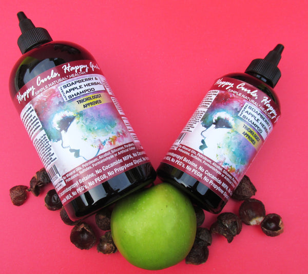 Natural shampoo organic shampoo 8 ounces 16 ounces