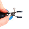 MasterKink Vibrating Nipple Clamps