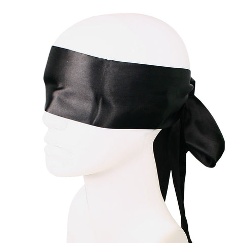 MasterKink Satin Blindfold