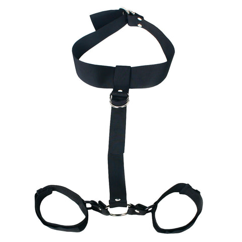 MasterKink Restraint With Collar