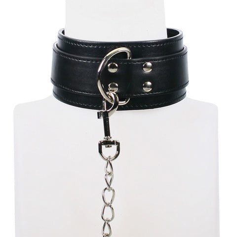 MasterKink Collar and Leash