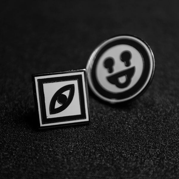 Augmented and Smiley Pin Package