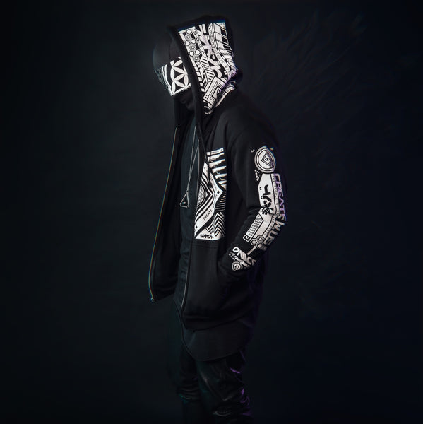 Launchpad v2 Zip-Up Hoodie