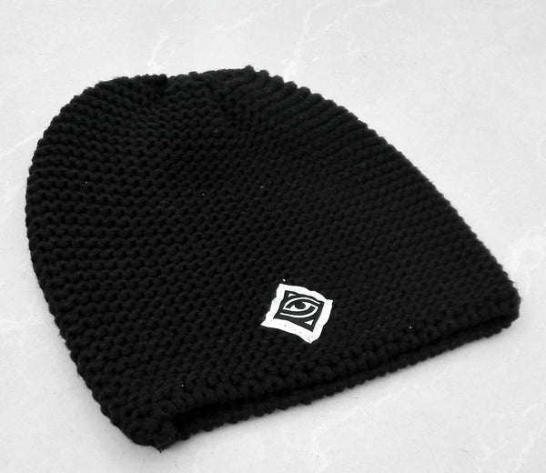 This slim fit beanie features a heavy squared cable knit a86db56a861