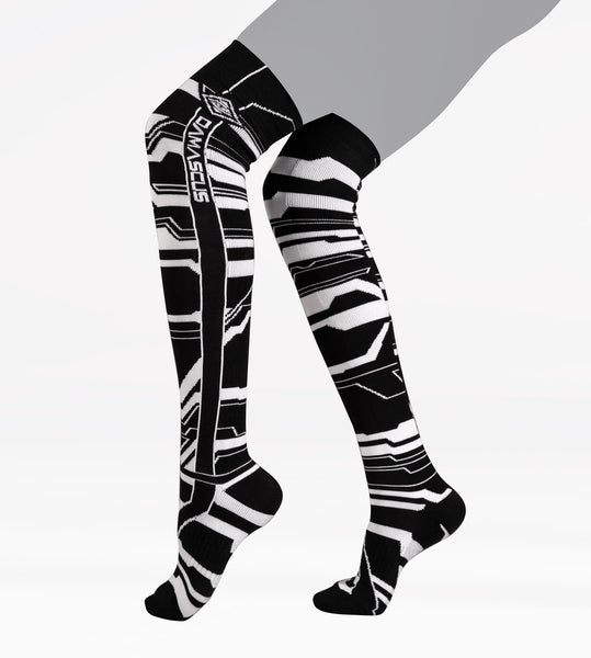 Stay Patient Women's Knee high Socks
