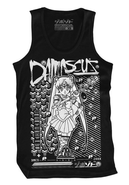 Trippy Sailor Moon Tank