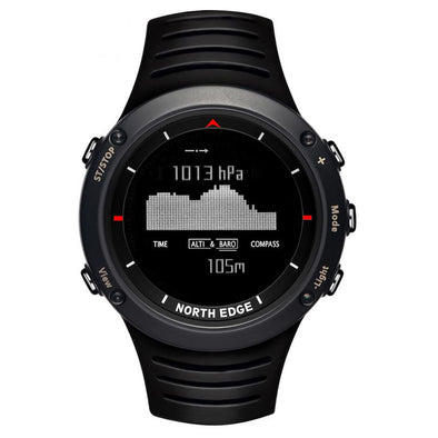 Hypermotion Spartan Altitude GPS Watch