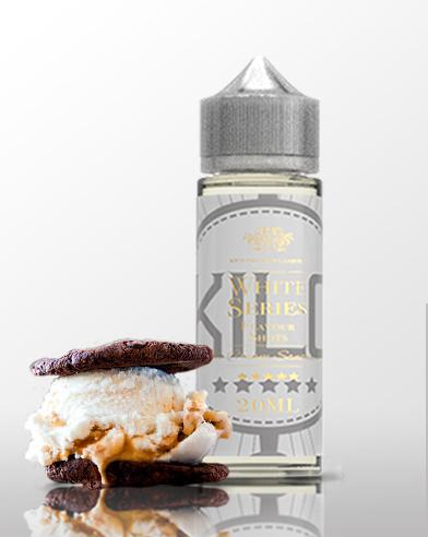 ICE CREAM SANDWICH  - KILO WHITE SERIES - Flavor Shot 60ml :- VapeChimp - GREECE & CYPRUS E-liquid Wholesale