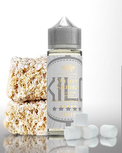 MARSHMALLOW CRISP  - KILO WHITE SERIES - Flavor Shot 60ml :- VapeChimp - GREECE & CYPRUS E-liquid Wholesale