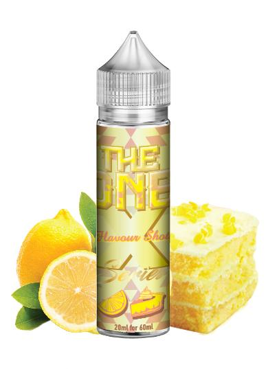 THE ONE - LEMON CAKE  BEARD X - Flavor Shots - 60ml :- VapeChimp - GREECE & CYPRUS E-liquid Wholesale