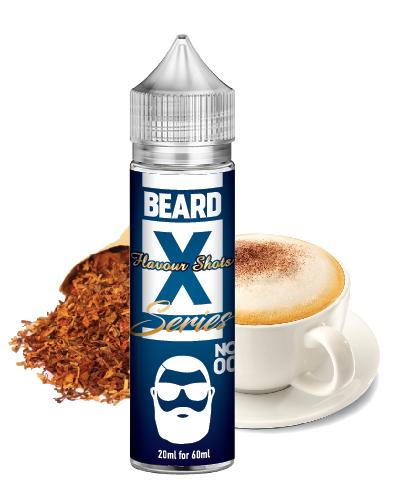 No. 00 - BEARD X - TOBACCOCINO by BEARD Flavor Shots - 60ml :- VapeChimp - GREECE & CYPRUS E-liquid Wholesale