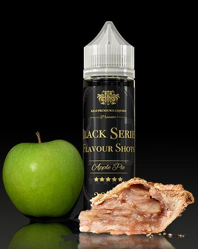 APPLE PIE - KILO BLACK SERIES - Flavor Shot 60ml :- VapeChimp - GREECE & CYPRUS E-liquid Wholesale