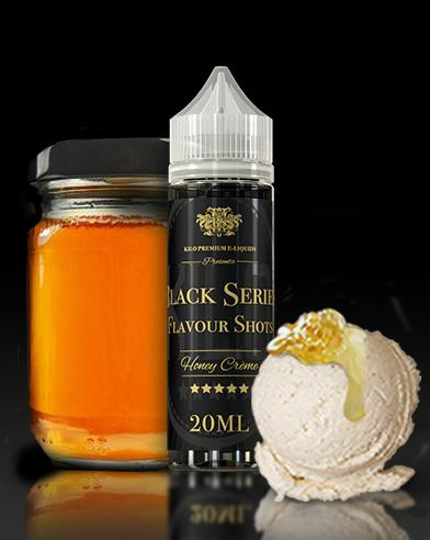 HONEY CREME - KILO BLACK SERIES - Flavor Shot 60ml :- VapeChimp - GREECE & CYPRUS E-liquid Wholesale