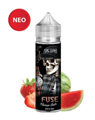 FUSE - TIMEBOMB - Strawberry & Watermelon - Flavor Shots 60ml :- VapeChimp - GREECE & CYPRUS E-liquid Wholesale