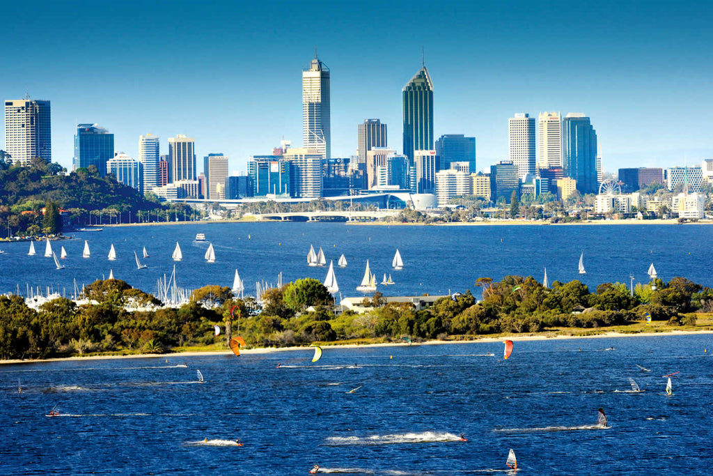 Where to Standup Paddle Board: Perth, Australia