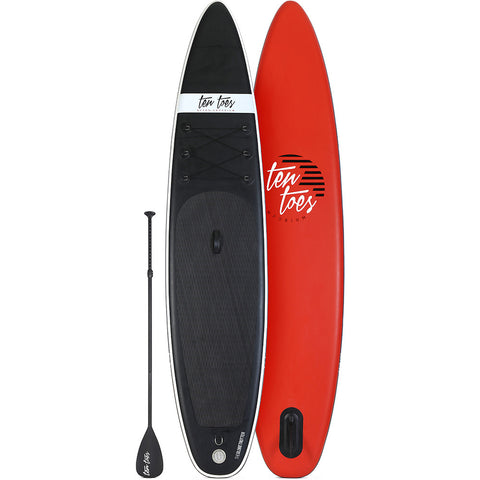 GLOBETROTTER 12' Inflatable Touring Standup Paddleboard