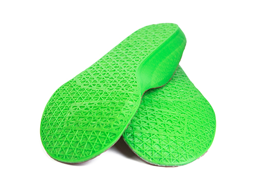 3D Printed Insoles