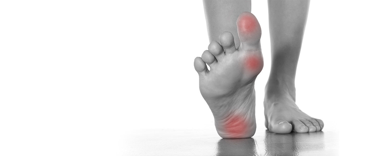 Say goodbye to footpain
