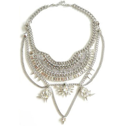 TITANIA x ISIS Xevana Multi-way Stacklace™ Statement Necklace