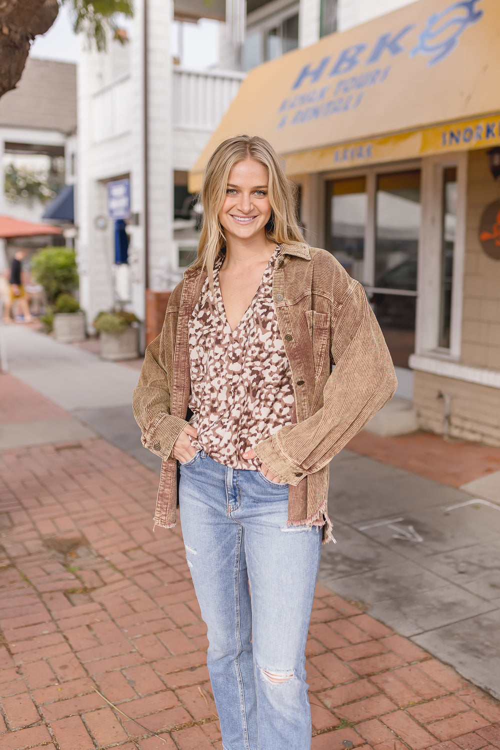 Ellen High Waist Wide Leg Pants
