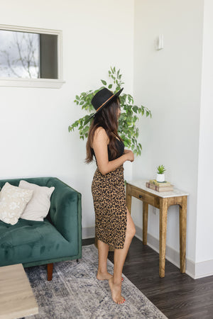 Julia Semi-Precious Teardrop Earrings