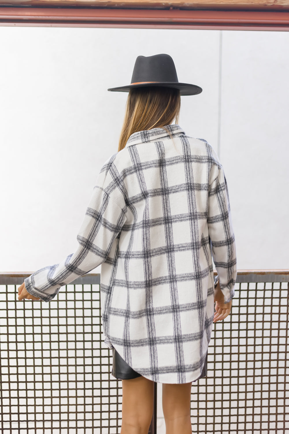 Toni Long Sleeve Smocked Floral Top