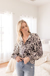 TASHA BRAIDED FAUX SUEDE CLUTCH | BLUE