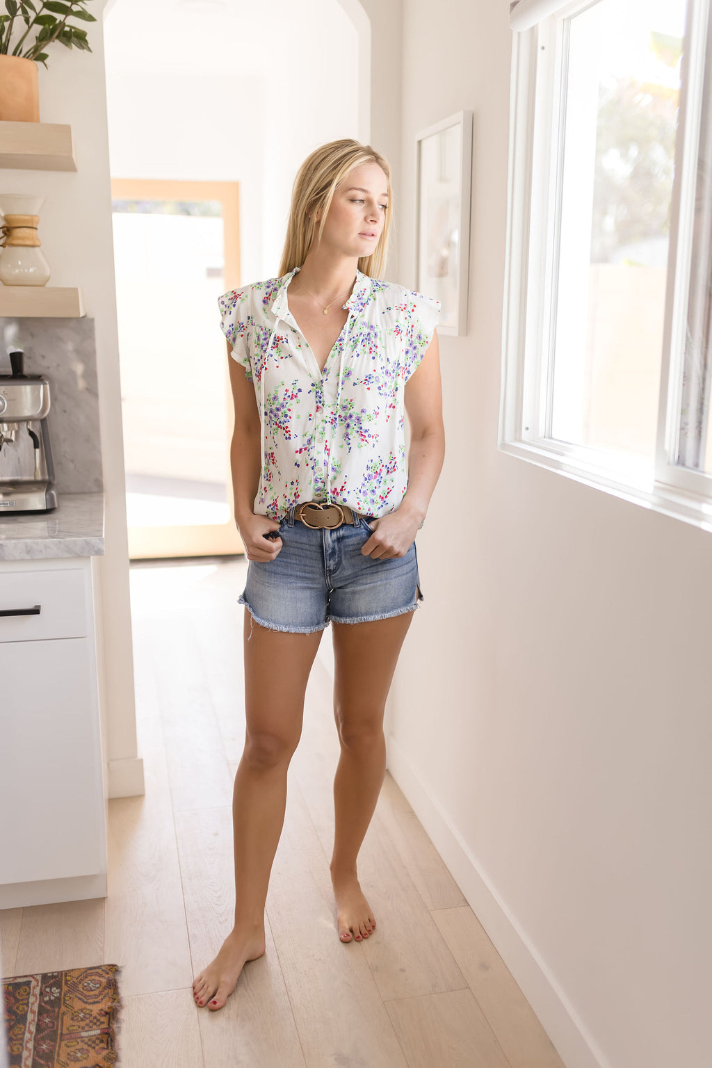Gigi Beaded Tropical Bird Clutch