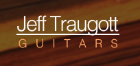 Jeff Traugott Guitars at Guitar Gallery