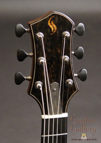 Schenk Guitars at Guitar Gallery