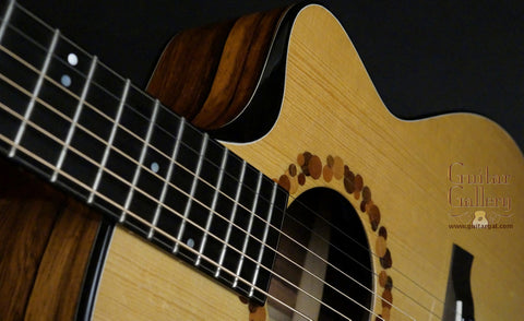 MacCubbin Guitars at Guitar Gallery