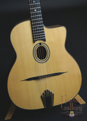 Gypsy Jazz Guitars - Guitar Gallery