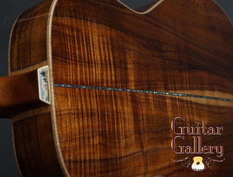 Koa Guitars at Guitar Gallery